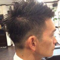dear barber casual、ヘアスタイル