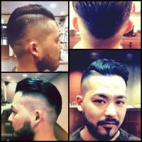 dear barber casual、メンズヘアスタイル、